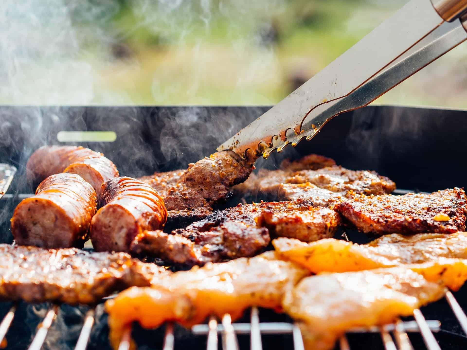 bedrijfsbarbecue - barbecue arrangement - op locatie