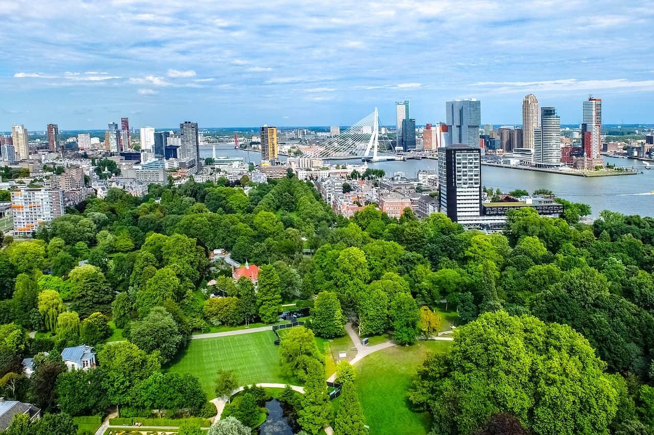 Bedrijfsuitje Rotterdam