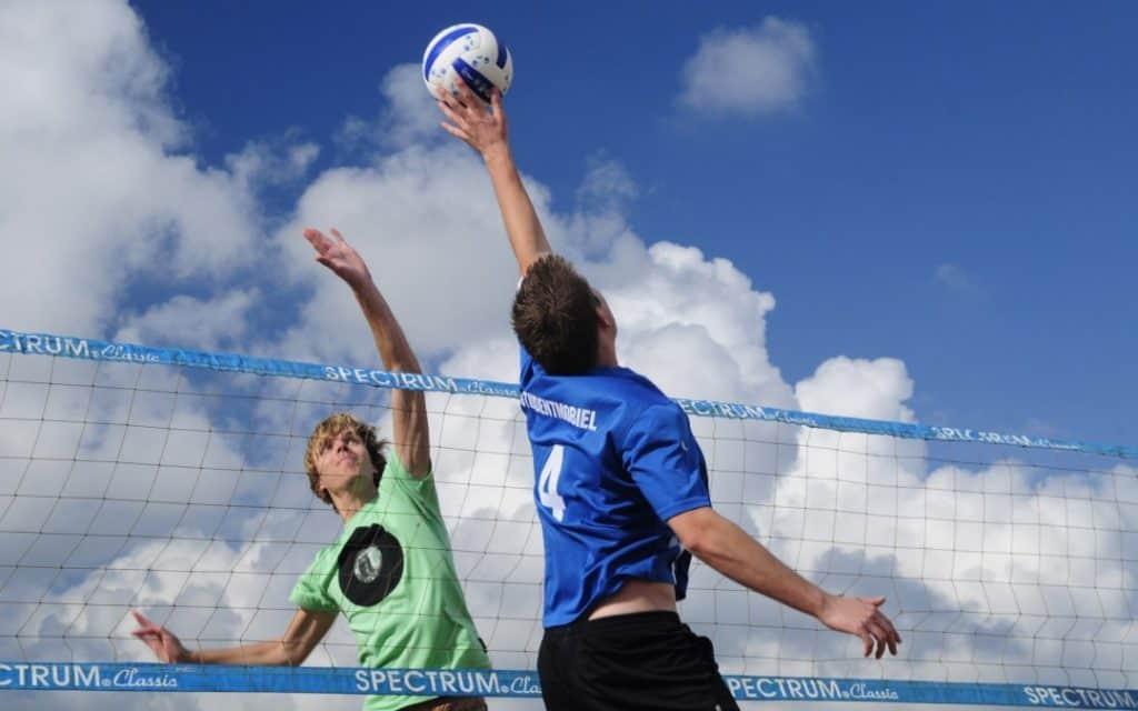 Sportief personeelsuitje