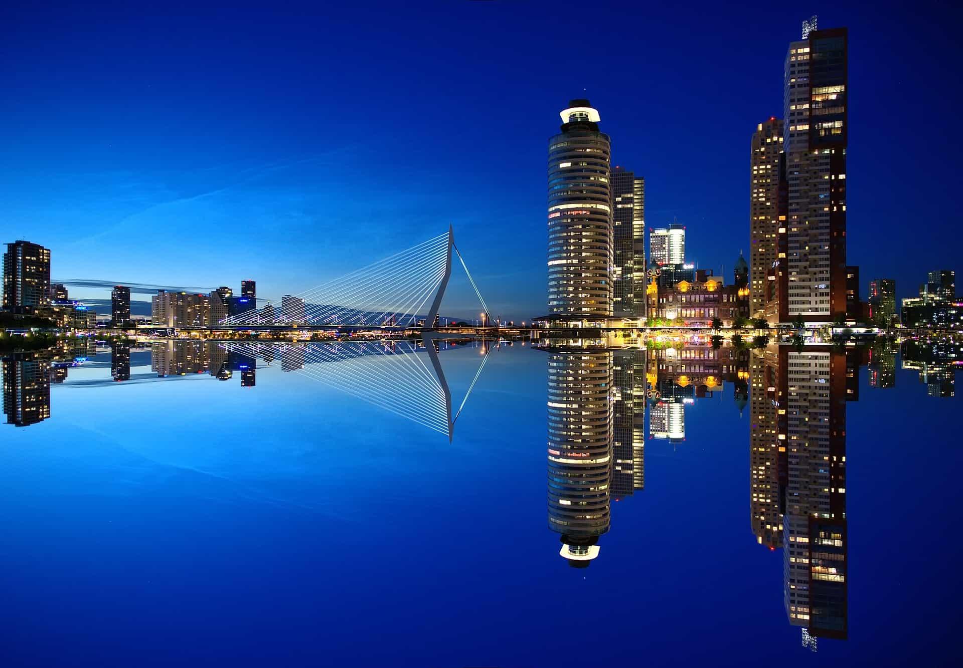Bedrijfsuitje Rotterdam? De mooiste plekjes in deze unieke wereldstad